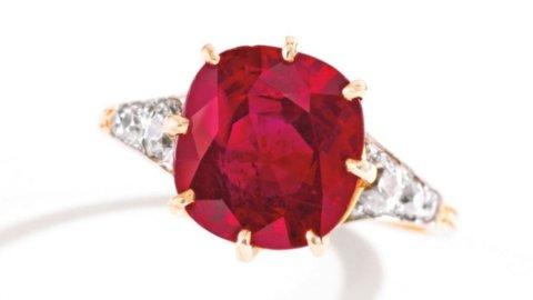 """""""Magnificent Jewels"""", oltre 400 gioielli all'asta a New York"""
