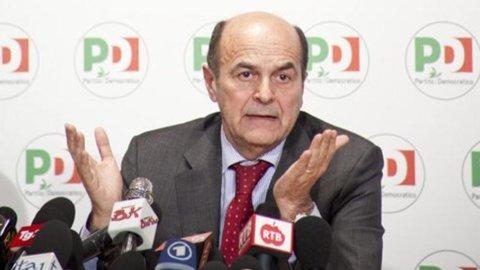Referendum, il No di Bersani è il primo passo verso la scissione del Pd