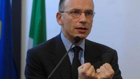 Governo, Napolitano dà l'incarico a Enrico Letta