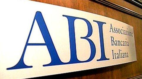 Banche, Abi: sofferenze ai minimi da 3 anni, impieghi in crescita