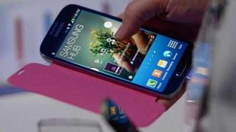 Samsung, utili da record prima ancora del lancio del Galaxy S4: quasi 5 miliardi di euro