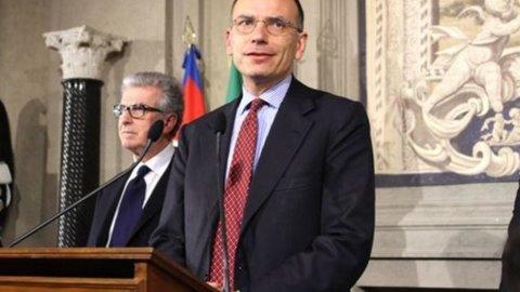Governo Letta, oggi l'annuncio dei ministri