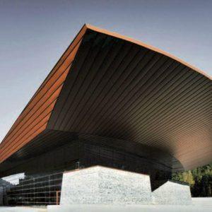Passo del Brennero, apre il Plessi Museum: aperto h24