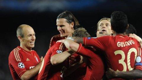 WEEKEND CON DOPPIA FINALE – Oggi Bayern-Borussia in Champions, domani Roma-Lazio in Coppa Italia