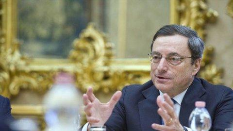 """Die Welt: Bce sta diventando """"Bad bank"""""""