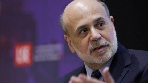 Bernanke frena sull'acquisto di bond e sui mercati si riaffacia subito l'Orso