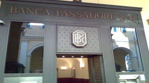 Banca Passadore apre una filiale a Roma