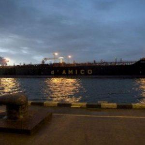 D'Amico e Hudson Partners: contratto per nuova nave