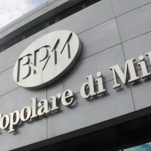 Borsa, vola Bpm su progetto di fusione con Webank