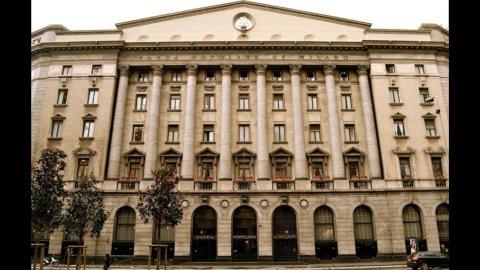 Borsa, realizzi su Bpm dopo la nomina di Castagna