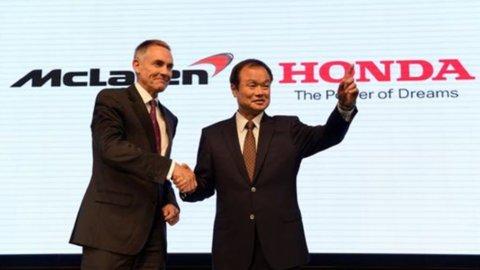 Honda ritorna alla Formula 1
