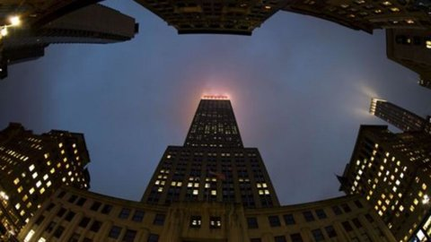 New York, Modena conquista l'Empire State Building