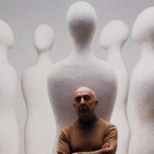 """Malpensa: il ritorno dei """"Sette Savi"""", gruppo scultoreo di Fausto Melotti"""