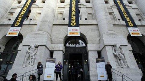 L'America fa volare le Borse: Piazza Affari a + 2,1%
