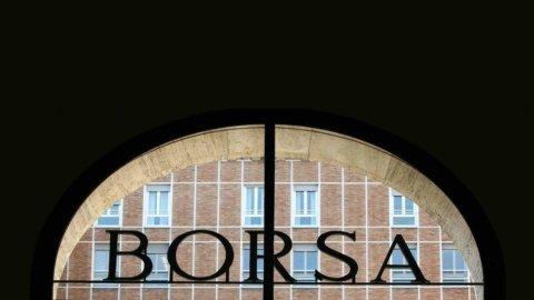 Borsa, Milano e Madrid guidano la riscossa del Sud
