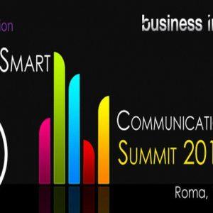 Italian Smart Communication Summit 2013: il 10 giugno a Roma