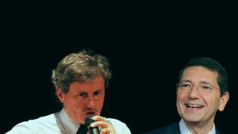 "Roma ballottaggi, Alemanno: ""Marino ha vinto"""