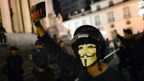 E la canzone dello spot Fiat divenne l'inno dei manifestanti brasiliani