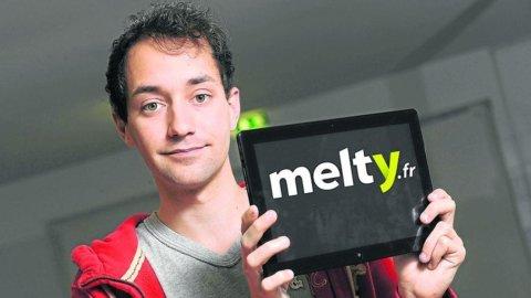 Ecco Melty, il portale rivoluzionario creato dallo Zuckerberg francese