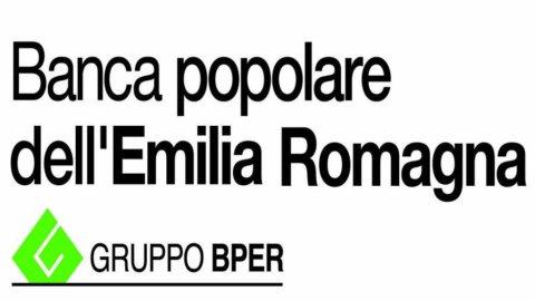 Banca Popolare dell'Emilia Romagna, non sarebbe allo studio alcun aumento capitale