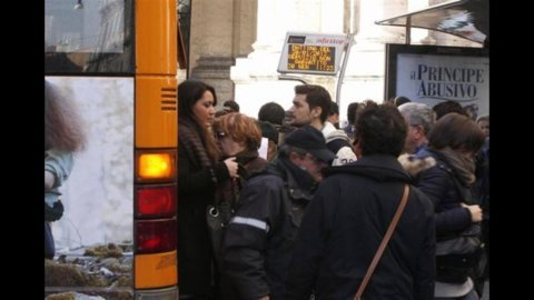 Atac-Roma: oggi sciopero nei trasporti pubblici