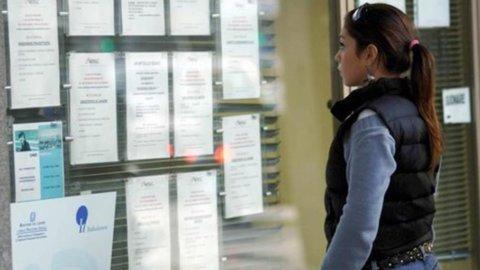 Istat: cresce la disoccupazione, 12% nel II trimestre