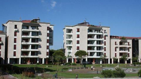 Istat: prezzi abitazioni in calo dello 0,7% nel primo trimestre