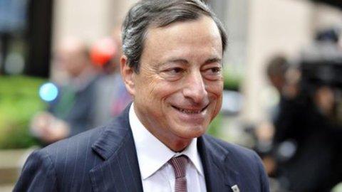 Mercati, grande attesa per Draghi: Qe al bivio
