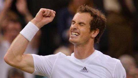 Murray batte Djokovic in finale: Wimbledon torna British dopo 77 anni