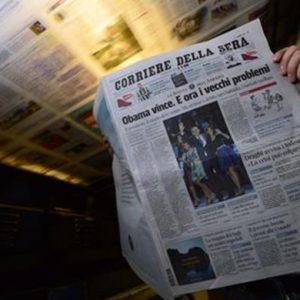 Rcs: su Blackstone alt di Tronchetti, Della Valle e Intesa a Cairo
