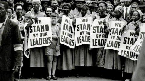"Fotografia, al Pac la mostra ""Rise and Fall of apartheid"""