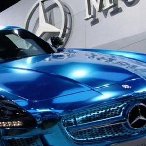 Daimler corre: Ebit +87% a 4 Mld