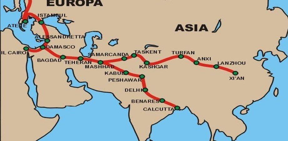 Chip sulla via della seta: i colossi dell'hi-tech vogliono viaggiare in treno, dalla Cina all'Europa