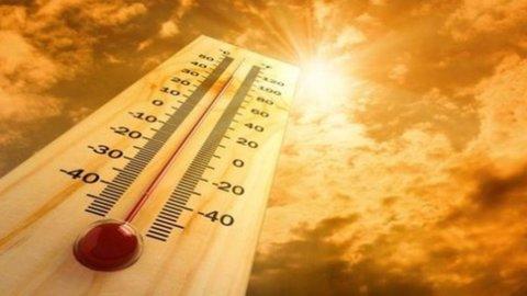 Meteo: allarme caldo in dieci città – LA MAPPA