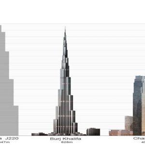 La Cina vuole costruire in 10 mesi il grattacielo più alto del mondo