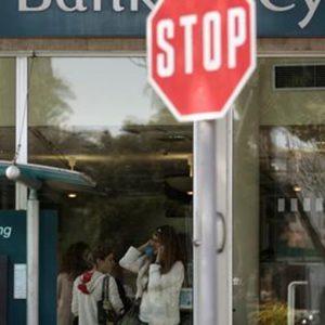 Banca di Cipro, accordo con i creditori internazionali sul prelievo forzoso