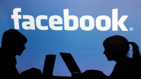 Borsa, Facebook in forte recupero: torna sopra i 38 dollari