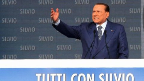 Berlusconi: oggi in campo il Pdl, ma senza i ministril
