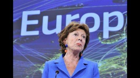 Bruxelles ferma l'Agcom sulla riduzione delle tariffe: rivedere prezzi di accesso all'ultimo miglio