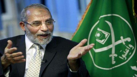 Egitto: arrestato Badie, leader spirituale dei Fratelli Musulmani