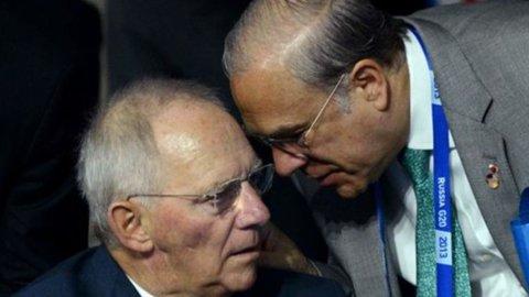 Grecia: necessario nuovo piano di aiuti per il 2014-2015