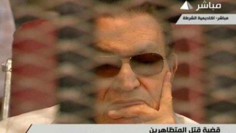 Egitto, sì al rilascio di Mubarak