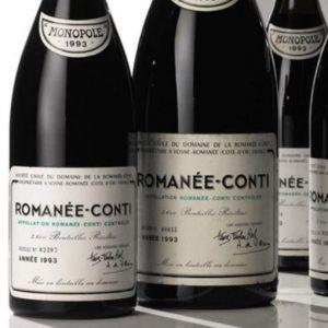 New York, vini rari all'asta: Bordeaux, Rhone, Champagne, ma anche Barolo, Sassicaia e Amarone
