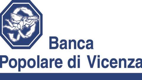 Save: la Banca Popolare di Vicenza è salita all'8,2%