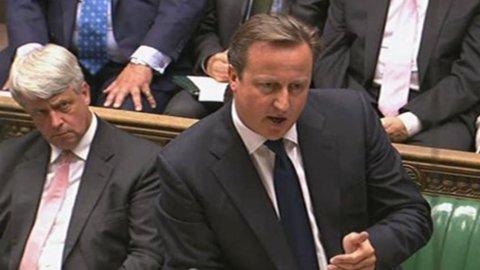 Siria, Gran Bretagna: il Parlamento boccia l'intervento militare