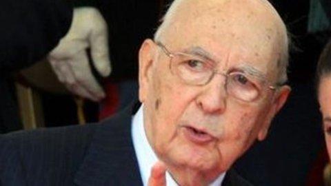 Napolitano nomina 4 nuovi senatori a vita