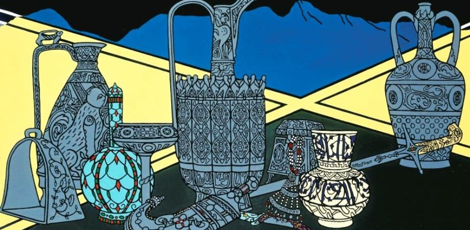 The New Situation, opere di artisti inglesi degli anni '60: mostra da Sotheby's a Londra