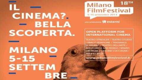 Al via il Milano Film Festival: fino al 15 settembre oltre 200 opere in arrivo da tutto il mondo