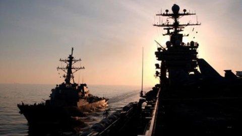 Siria, la tensione torna a salire dopo l'avvistamento di missili nel Mediterraneo