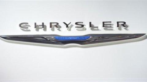 Chrysler: vendite Usa +12%, miglior agosto dal 2007